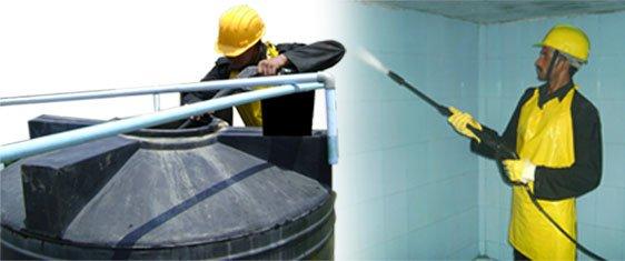 شركة تنظيف خزانات بالدمام-0531500133